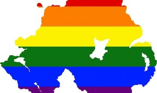 'No Gays Allowed' in Northern Ireland