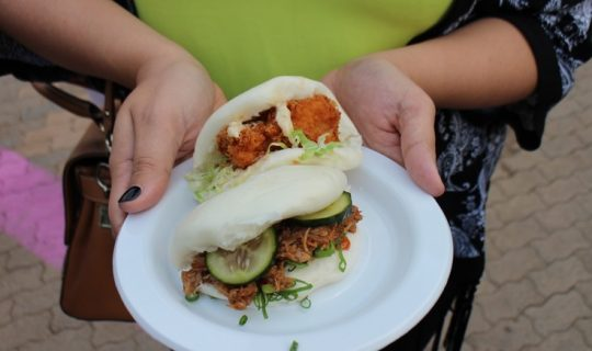 The Food Alternative # 37: Good Food Baos