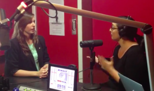 Talk the Talk: Auslan Advocacy (featuring Drisana Levitzke-Gray)