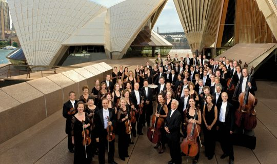 Orchestra Takes Flight