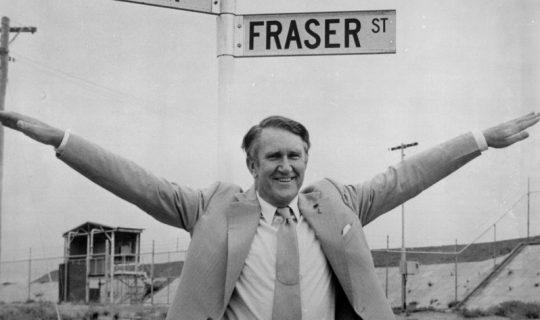 Vale Malcom Fraser (1930-2015)