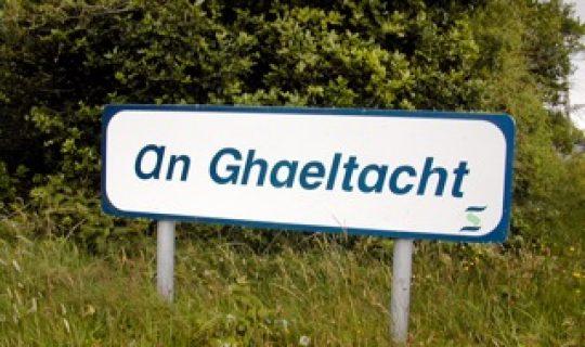 Talk the Talk: Irish