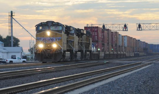 Community Rallies Against Freight Link