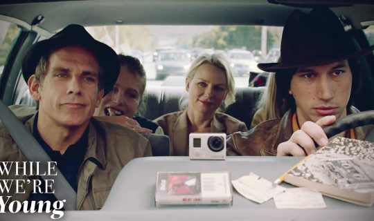 Movie Squad: It Follows, While We're Young