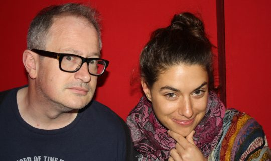 Life, The Universe and Robin Ince