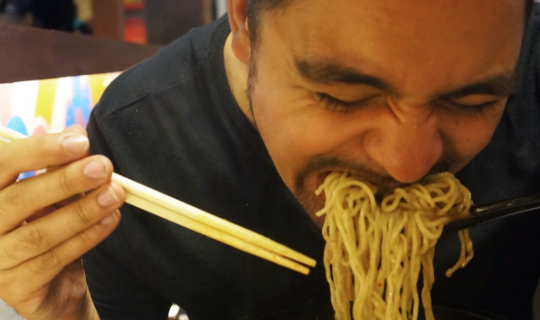 The Food Alternative #43: Oodles of Noodles