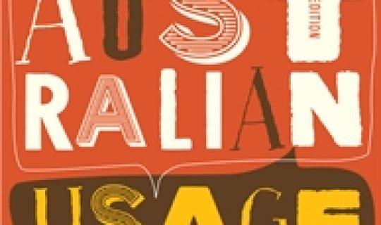 Talk the Talk: Modern Australian Usage (featuring Nicholas Hudson)