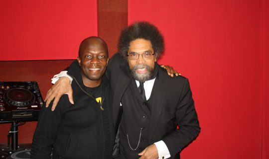 A Conversation with Dr Cornel West