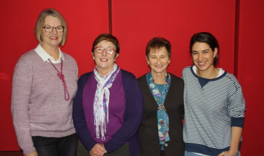 Fremantle Women's Choir find Hidden Treasures