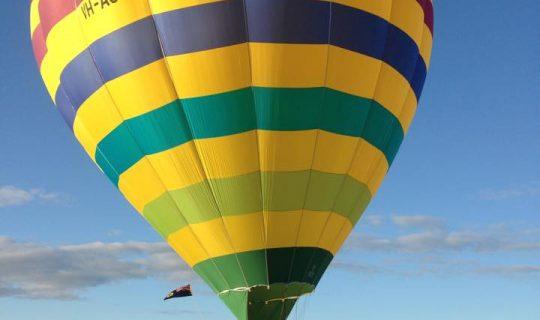 Balloons Ahoy!