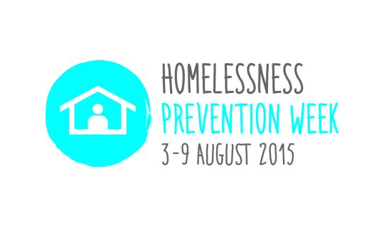 Homelessness Prevention Week