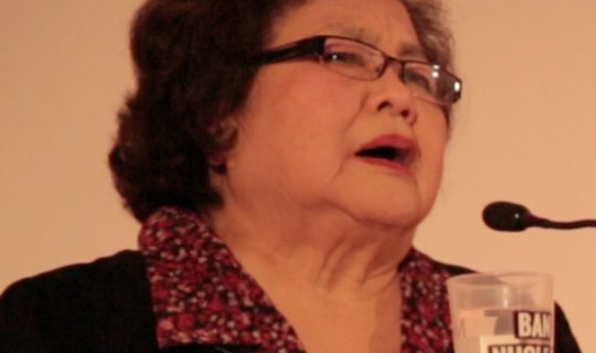 Understorey: Setsuko's Counting on us