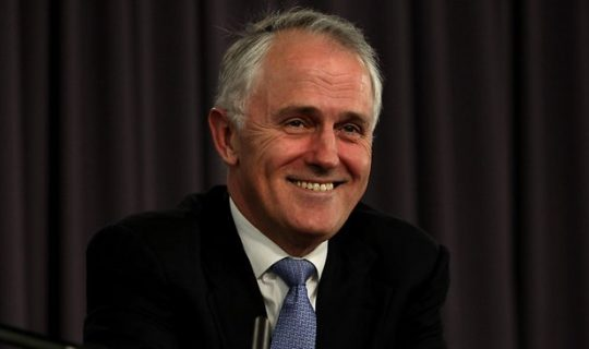 Turnbull's Front Bench Shuffle