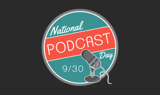 Happy Podcast Day!