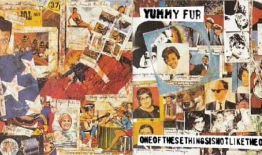 The Land That Time Forgot #15: Yummy Fur