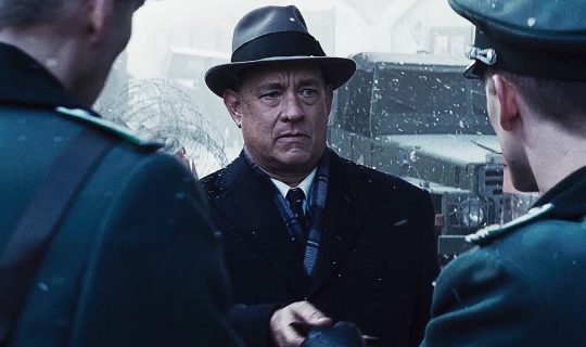 Movie squad: Crimson Peak & Bridge of Spies