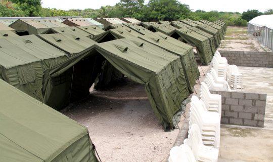 Nauru To Process Refugees