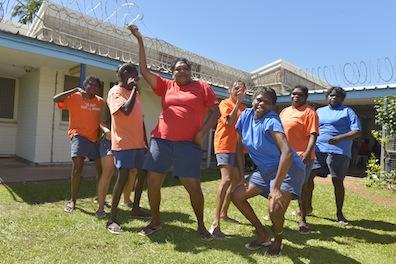 Woman's Prison Berrimah Darwin SBS