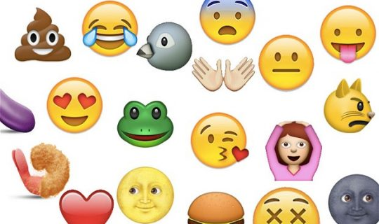 Talk the Talk: Are Emoji Words?