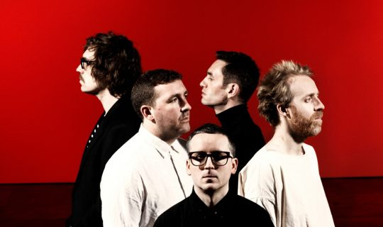 Dancing in the Dark With Hot Chip