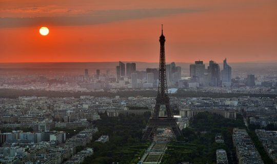 Paris to Beirut: Impacts of Terrorism