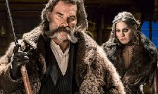 Movie Squad: The Hateful Eight and The Danish Girl