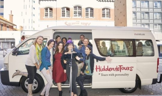 A Hidden Musical Tour