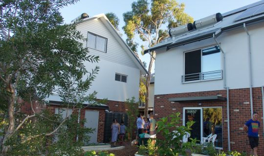 Understorey: Housing That Won't Cost the Earth