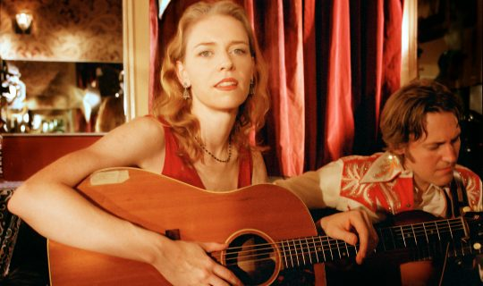 Across the Nullarbor with Gillian Welch