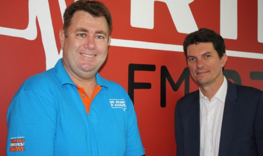 Scott Ludlum's Save or Shave