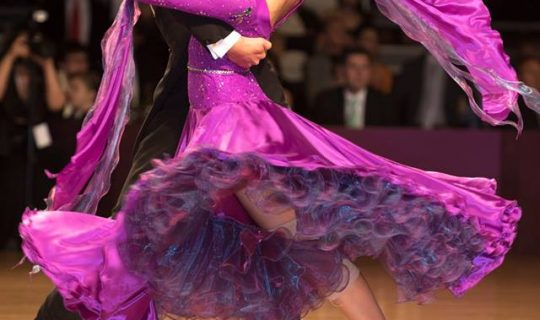 Teen's Ballroom Success Story
