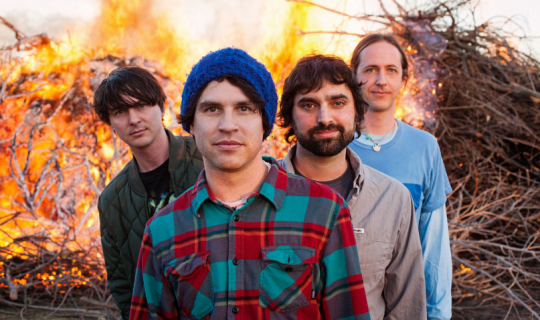 Animal Collective Get Prehistoric