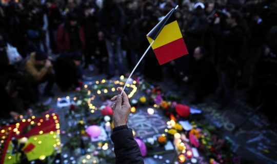 Brussels Under Fire