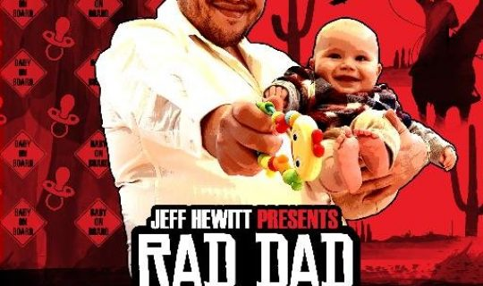 Perth Comedy Festival: Rad Dad Redemption