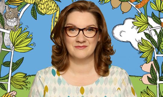 Venturing Outside With Sarah Millican