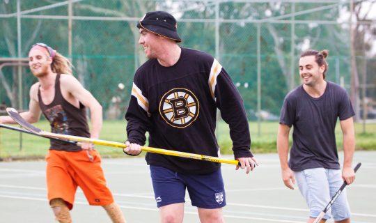 Squad Goals: Perth Street Roller Hockey League