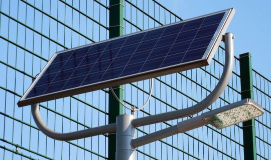 Solar Energy Lights Up New Apartments