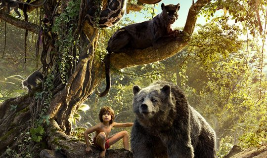 Movie Squad: The Jungle Book & Where to Invade Next