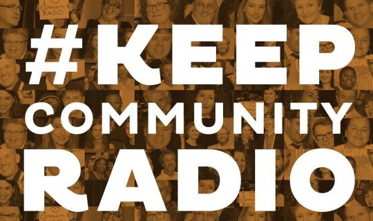 Community Radio Funding