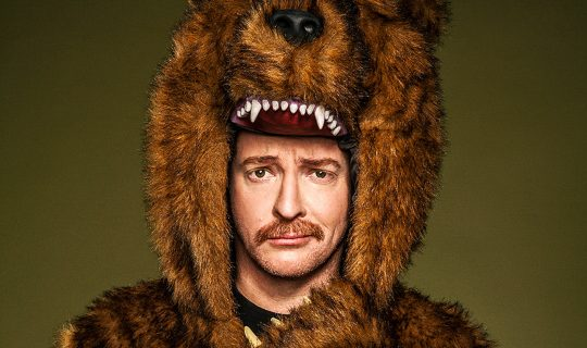 Rhys Darby Hunts For Wilderpeople