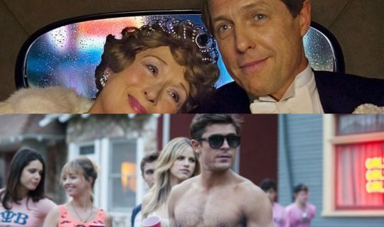 Movie Squad: Bad Neighbours 2: Sorority Rising & Florence Foster Jenkins