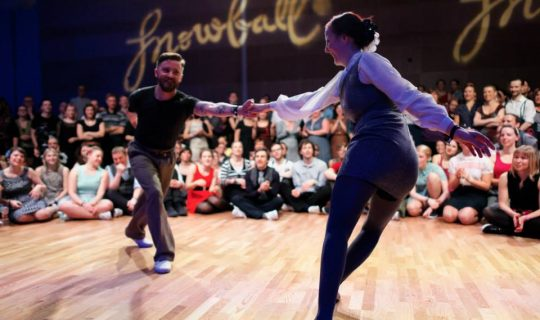 Squad Goals: Swing It Dance School