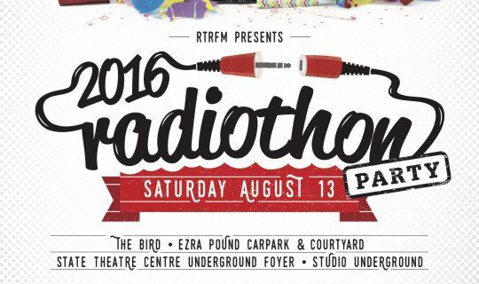 Radiothon Party 2016