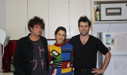 Australian Dreamers: Alex Gow & Dan Kelly