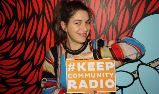 Keep Community Radio Day of Action