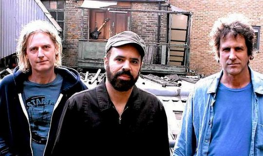 Raising with Swervedriver