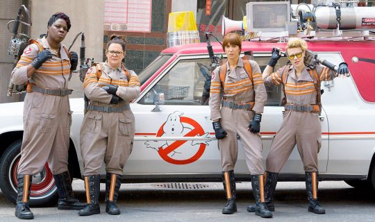Movie Squad: Ghostbusters & Top 10 Movies