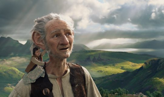 Movie Squad: The BFG & Mustang