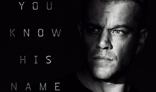 Movie Squad: Jason Bourne and A Hologram for the King