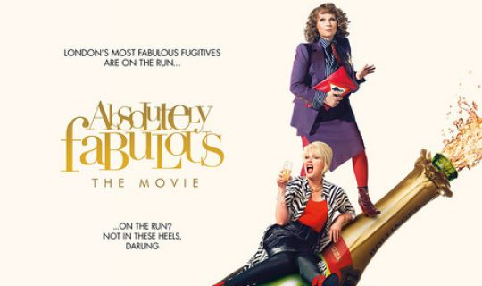 Movie Squad: Suicide Squad & Absolutely Fabulous